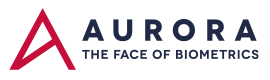 Aurora – The face of Biometrics Mobile Retina Logo