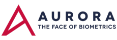 Aurora – The face of Biometrics Logo
