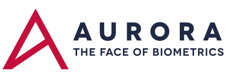 Aurora – The face of Biometrics Retina Logo